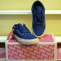 Sepatu Vans Old skool waffle icc surf skate - Sneakers vans blue gum