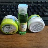 Arasta Glow 1 Paket Cream dan Toner Original