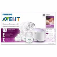 avent philips natural twin electric double breast pump