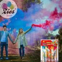 Smoke bomb 30 detik / Pipa asap / asap warna / bom asap