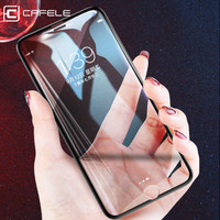 CAFELE iPhone 7 7 Plus iPhone 8 8 Plus - 4D Tempered Glass Full Cover