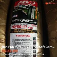 Ban FDR 90/80-17 MP96 Soft Compound (Ban Balap untuk motor bebek) Tube