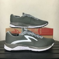 Baru Sepatu Running/Lari Specs Dual Enduro Palona Grey 200549 Original