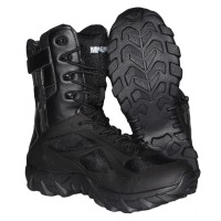 Sepatu Elite 8 inch Boots Hitam Tactical Safety Army