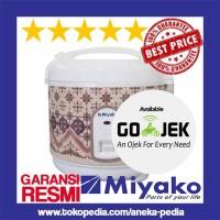 [2 KG Ongkir] Rice Cooker Magic Com mini Miyako 0,6 L Liter PSG 607