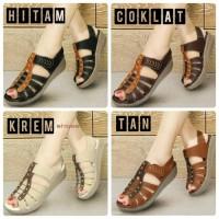 Sepatu Sandal Wanita Replika Kickers Mulan 1200