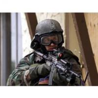 Kacamata Militer Tentara Anti Debu Peluru UV Protection Terlaris