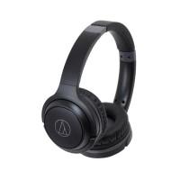 Audio Technica ATH S200BT / S200 BT Headphone On-Ear - Black Keren