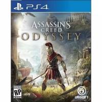 KASET PS4 ASSASINS CREED ODYSSEY REG 3 ASIA