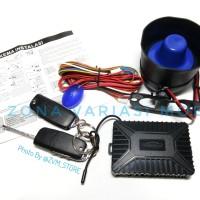Alarm Mobil Model Remot Kunci Lipat Universal / Flip Key Universal