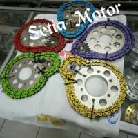 [aksesoris motor] Gear SsS 415 Motor Ninja R, RR, Satria Fu, Jupiter,