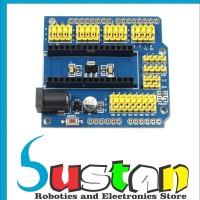 Arduino Nano Shield V3 Blue IO Sensor Expansion Adapter Breakout Board