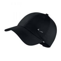 Aksesoris Sneakers Nike H86 Metal Swoosh Cap Black Original 943092-010
