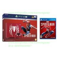 PlayStation 4 7106B Pro Marvel's Spider-Man Limited Editon (Grs 1Thn)