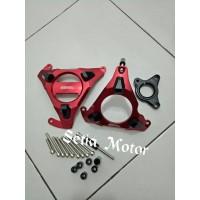 [aksesoris motor] Cover Engine Yamaha Vixion Old, Vixion New, R15, Xab