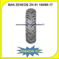 BAN MOTOR ZENEOS ZN 91 100/80-17