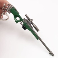 Gantungan kunci/keychain/Automotive/unik/ PUBG AWM Armor