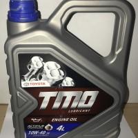 Oli TOYOTA TMO 10 - 40 W API SN 08880-83576 4 lt BARANG ASLI -06793