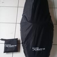 Cover Jok / Sarung Jok Khusus Motor Xmax Bahan Taslan Anti Rembes
