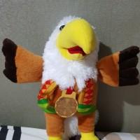 Boneka MOMO maskot asian para games 2018