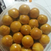 Kue Nastar Wisman Homemade/Kue Kering Homemade/Pineapple Cookies 600gr