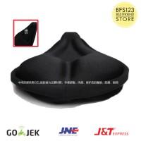 Sarung Jok Sadel Sepeda Gel Silicone 3D Empuk