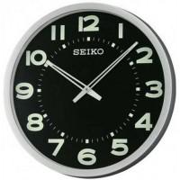 Jam dinding Seiko QXA564S (Office Clock) - LumiBrite, 50 cm