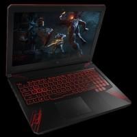 READY ASUS Laptop TUF Gaming FX504GD i5-8300HQ 8GB 1TB GTX1050 4GB