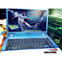 READY SIAP KIRIM LAPTOP GAMING SAMSUNG 355V AMD A6 500GB