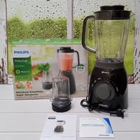 PHILIPS Viva Blender Tritan Jar with Plastic Mill HR2157 HR 2157