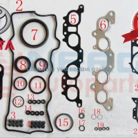 Packing Head / Gasket Engine Camry 2.2 CC 10005817