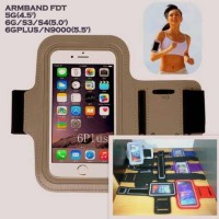 ARMBAND FDT L 5.5 inch for iPhone 8 Plus Samsung Note 4 Arm Band Sport
