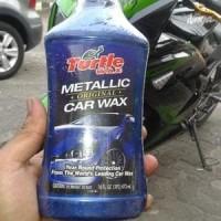 Turtle Metallic Car Wax Murah Original