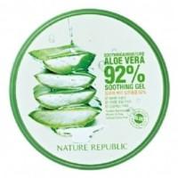 Nature Republic 92% Aloe Vera Soothing Gel Body Lotion