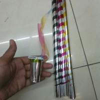 Appearing cane plastik - sulap pita jadi tongkat - alat sulap