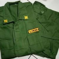Baju Setelan PDL Linmas / Hansip Termurah