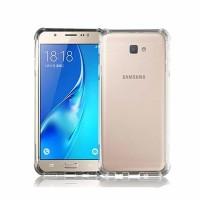 Samsung Galaxy A7 2017 Case Anti-Crack Acrylic TPU Softcase Transparan