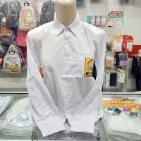 Baju SMP tangan panjang kelas 8 Seragam Sekolah