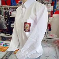 baju SMA tangan panjang kelas 12 Seragam Sekolah