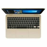 PROMO SIAP KIRIM Asus laptop vivo book flip 12 tp203nah intel n3350
