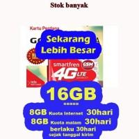 Perdana Kuota Smartfren 13 Gb