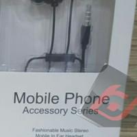 Headset handsfree original asus zenfone 2 3 4 5 6 c max selfie laser