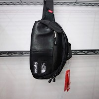"""SUPREME X NORTH FACE """"LEATHER"""" WAISTBAG"""