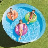 INTEX Hi-Gloss Tubes Pelampung / Ban Renang Anak | 8+ Tahun | 76 cm