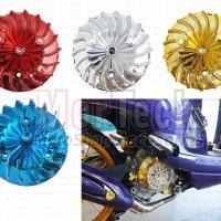Aksesoris Kipas Pendingin Motor variasi Beat Scoopy Vario FI ESP 110