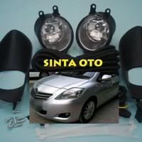 Fog Lamp Kabut Toyota Limo Vios 2007 2008 2009 2010 2011 2012