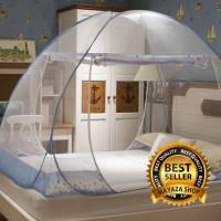 Kelambu Tempat Tidur 180 x 200 cm Bed Kanopi Summer 180x200 cm terbaru
