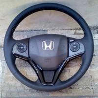 Stir Original Honda hrv kumplit dengan Airbag dan tombol Audio PNP ke