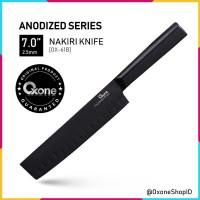 Pisau Dapur Oxone OX-61B NAKIRI Knife 7 High Quality
