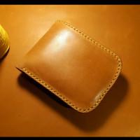 dompet kulit handmade garut sukaregang bahan kulit sapi berkualitas